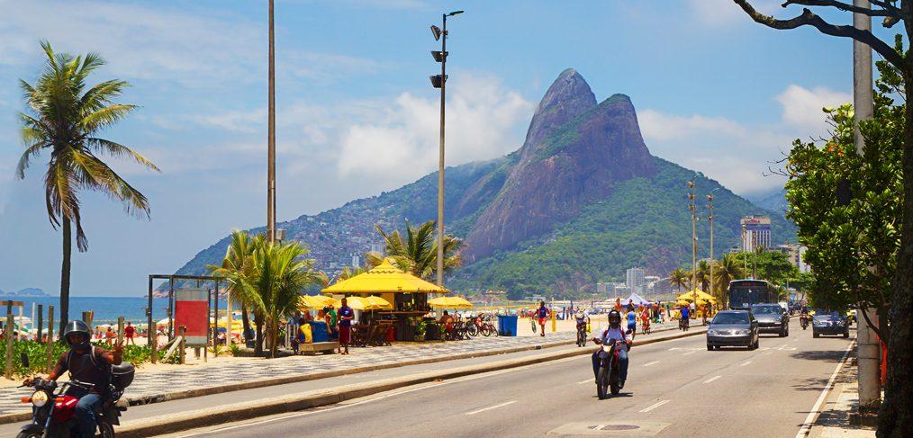 Transport au Brésil