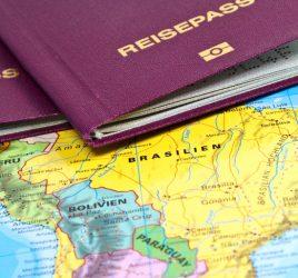 Visa pour le Bresil